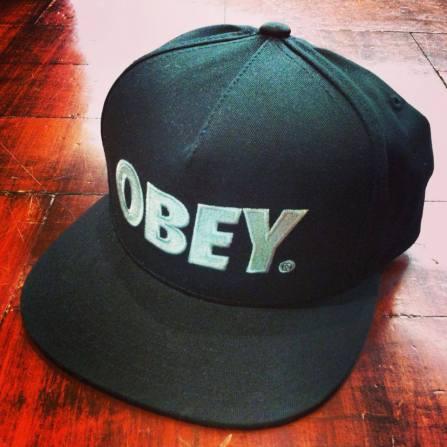 OBEY The City Snapback