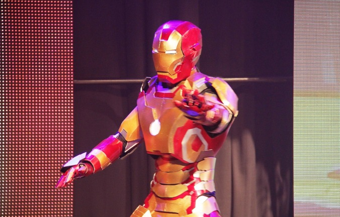 Choice Superhero - Ironman