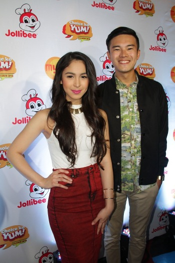 Event Hosts - Chino Lui Pio & Julia Barretto 3