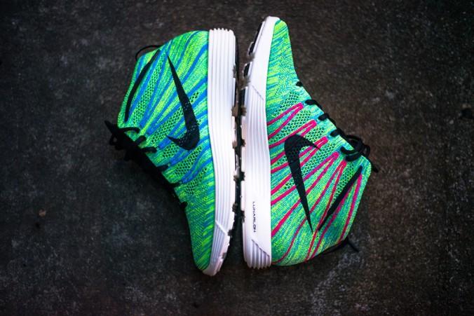 Nike Lunar Flynit Chukka Greyone